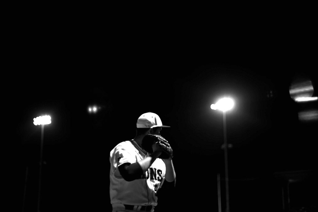 penn state dubois baseball white out game