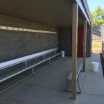Showers Field dugout